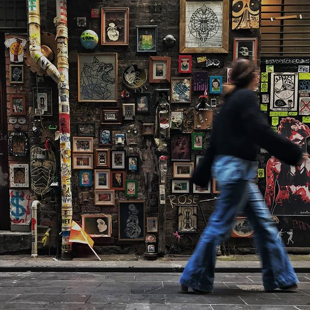 • O U T & A B O U T • Places and faces #2 ❤️ @presgrave_place_streetart #melbournelife #faces #streetart #streetartists #thethingsyoudoforlove #casting #people #melbourne #melbournestreets #highwaycasting