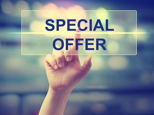 Offers - Get the latest offers for your staff