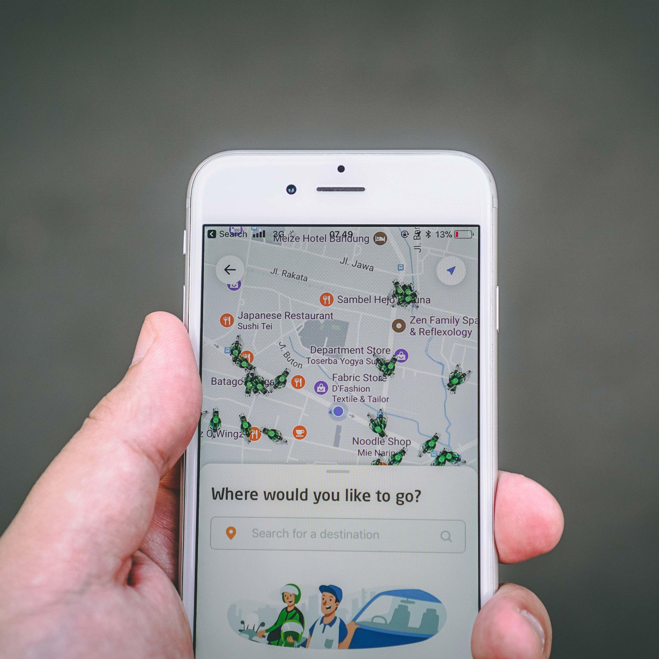 Transport Apps -