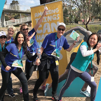 MACQUARIE PARK WALKATHON   Join hundreds of people pounding the pavements for a good cause at United Way's annual community walkathon.   Noon, 17 October   Pre-register your team.