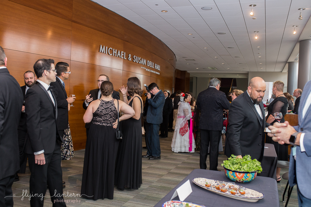 Authentic Mexico Gourmet Gala at the Long Center. Photo by Erin Reas of Flying Lantern Photography