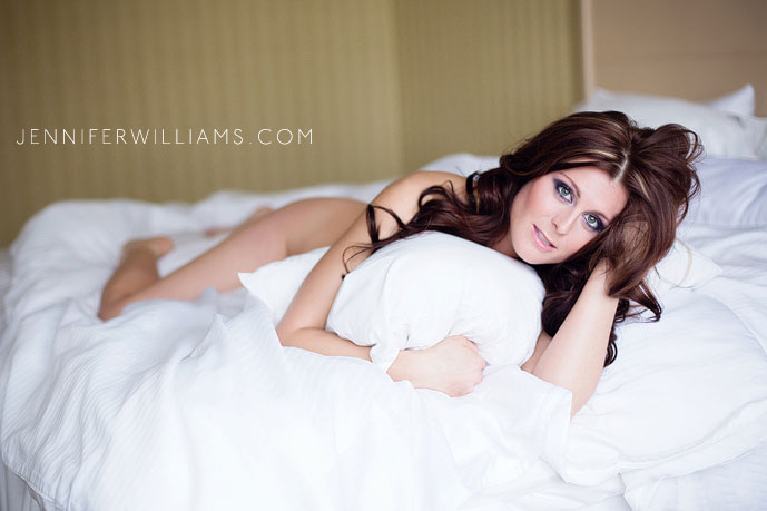 Photo Credit:  Jennifer Williams Boudoir Photography