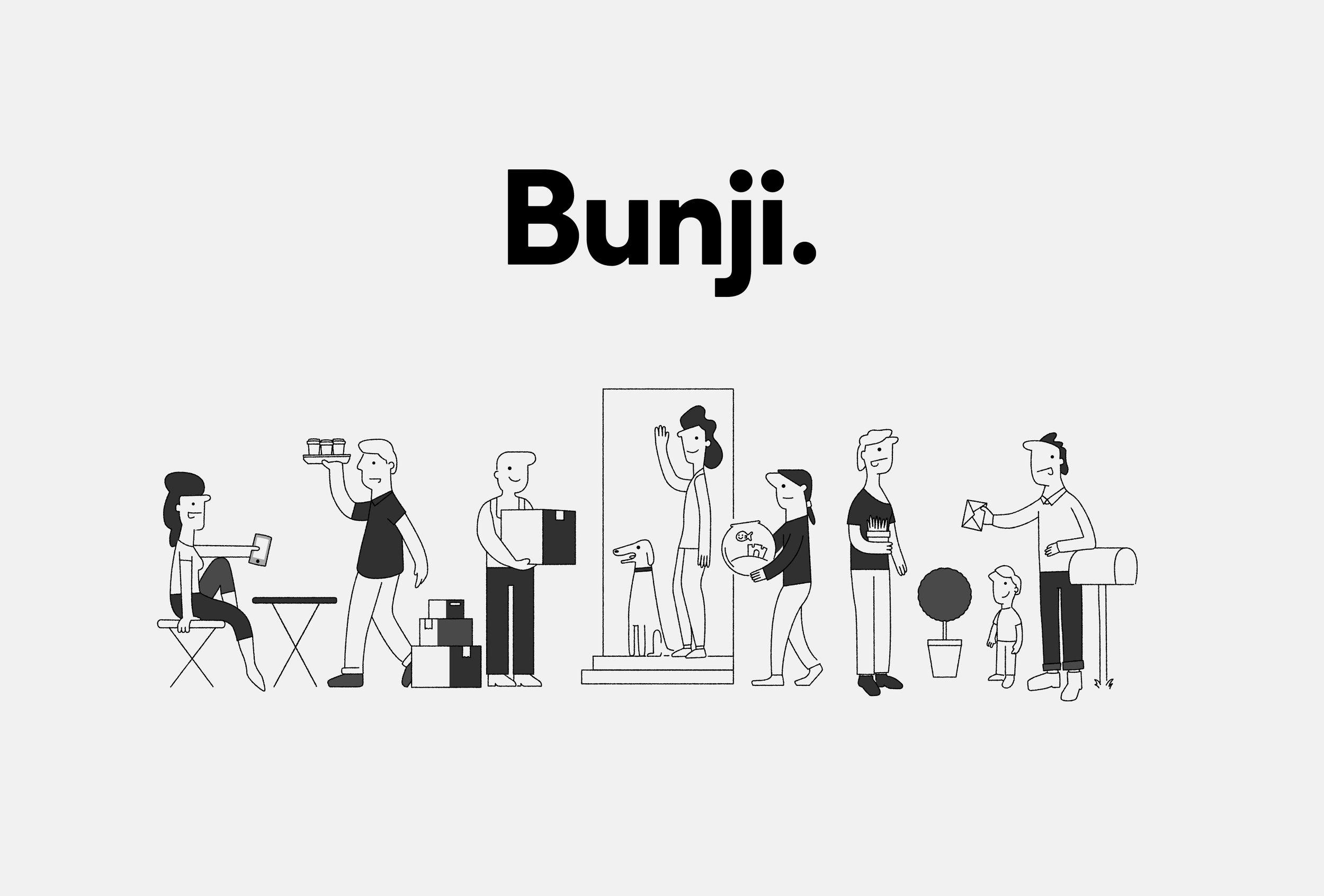 Bunji-Title