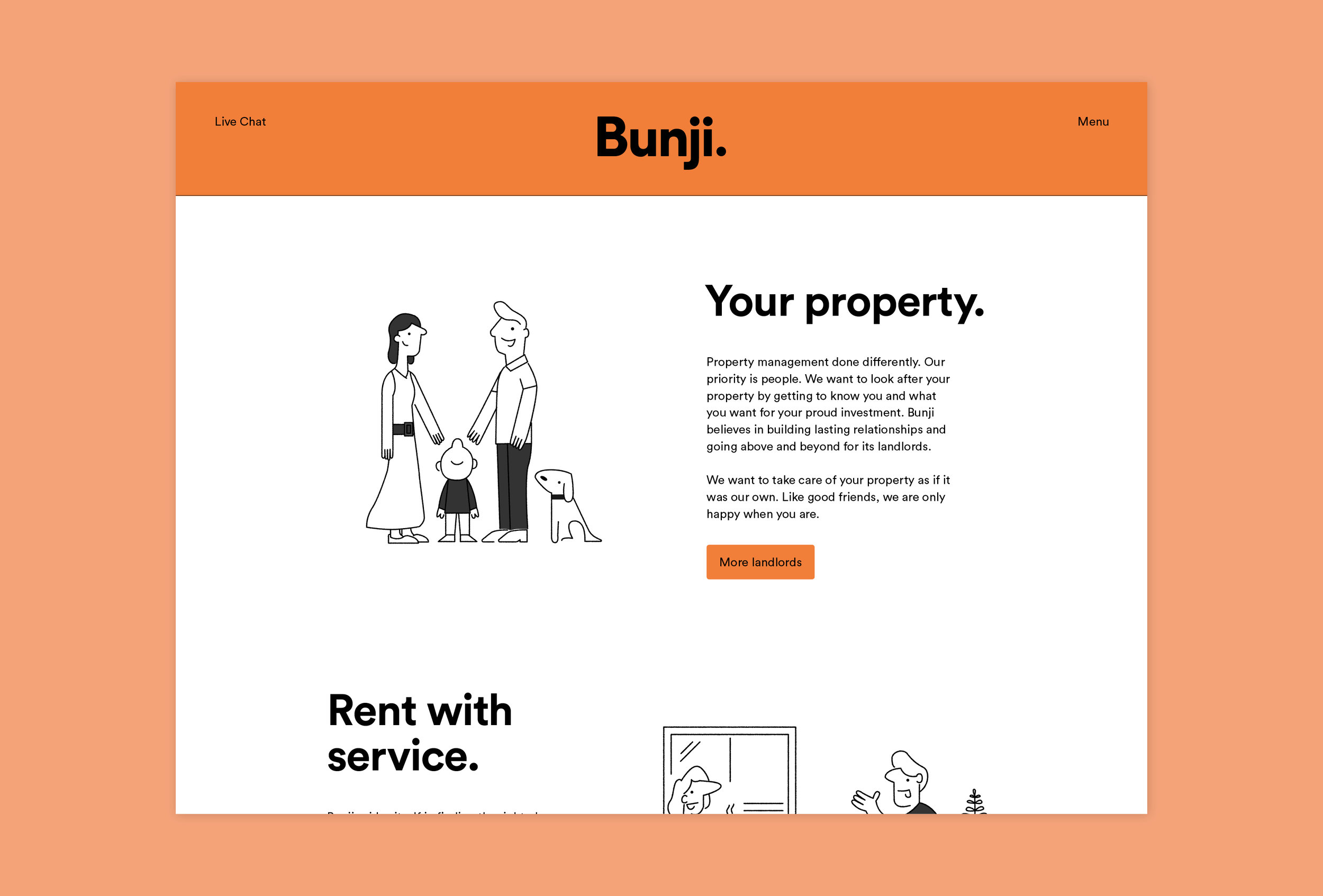 Bunji-Branding-Website-Design-2