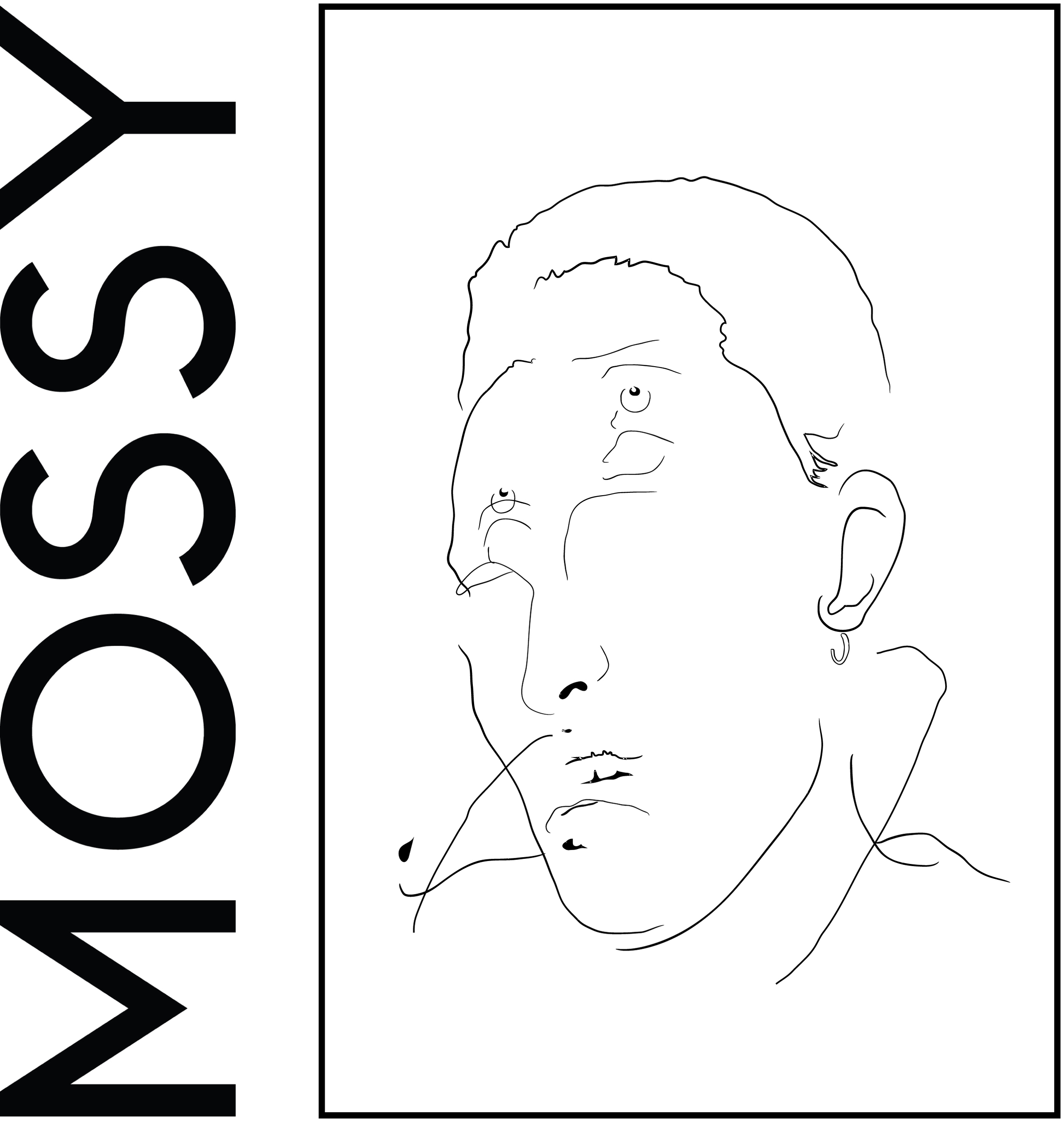 T-Shirt Design for the musician  MOSSY