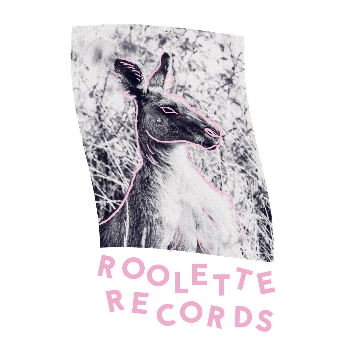 Logo design for  Roolette Records