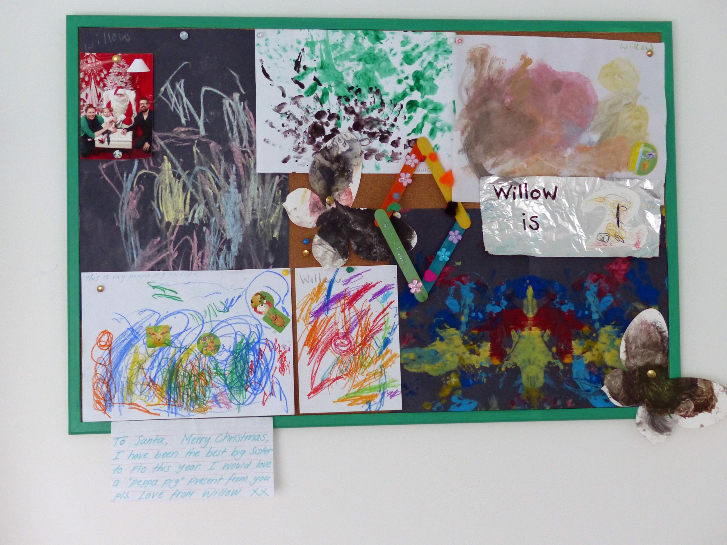 Willow's Artwork