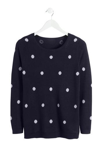 Ezibuy spotty jumper