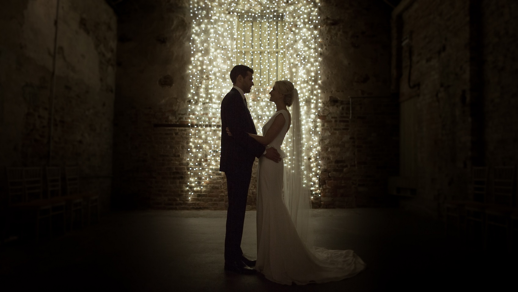 Fairylights Galore at The Normans Photo by www.lukebellphotography.co.uk