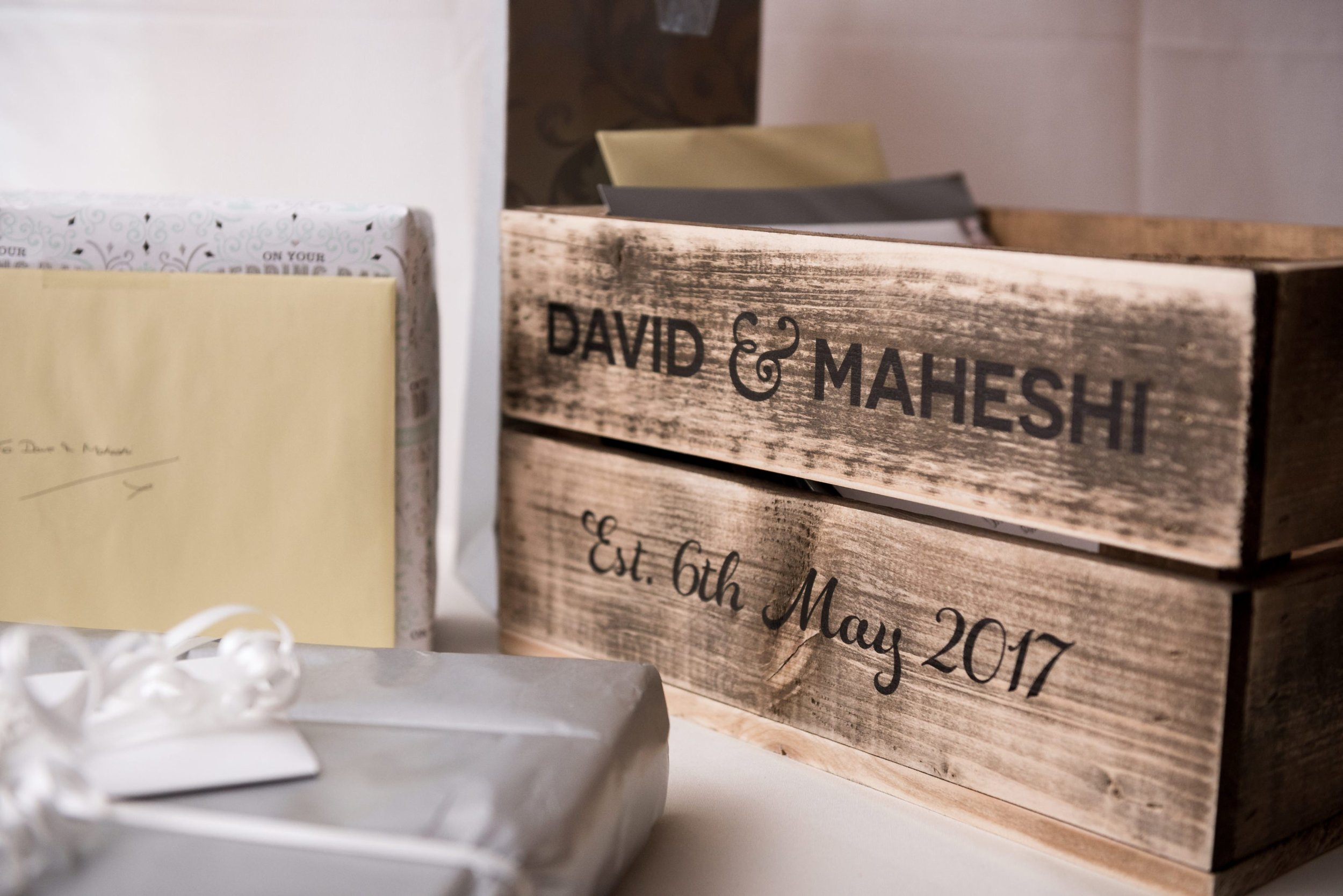 Personalised Touches at The NormansPhoto by www.edpereira.com