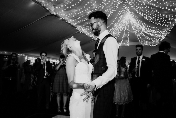 First Dance at The Normans Photo by Shutter Go Click