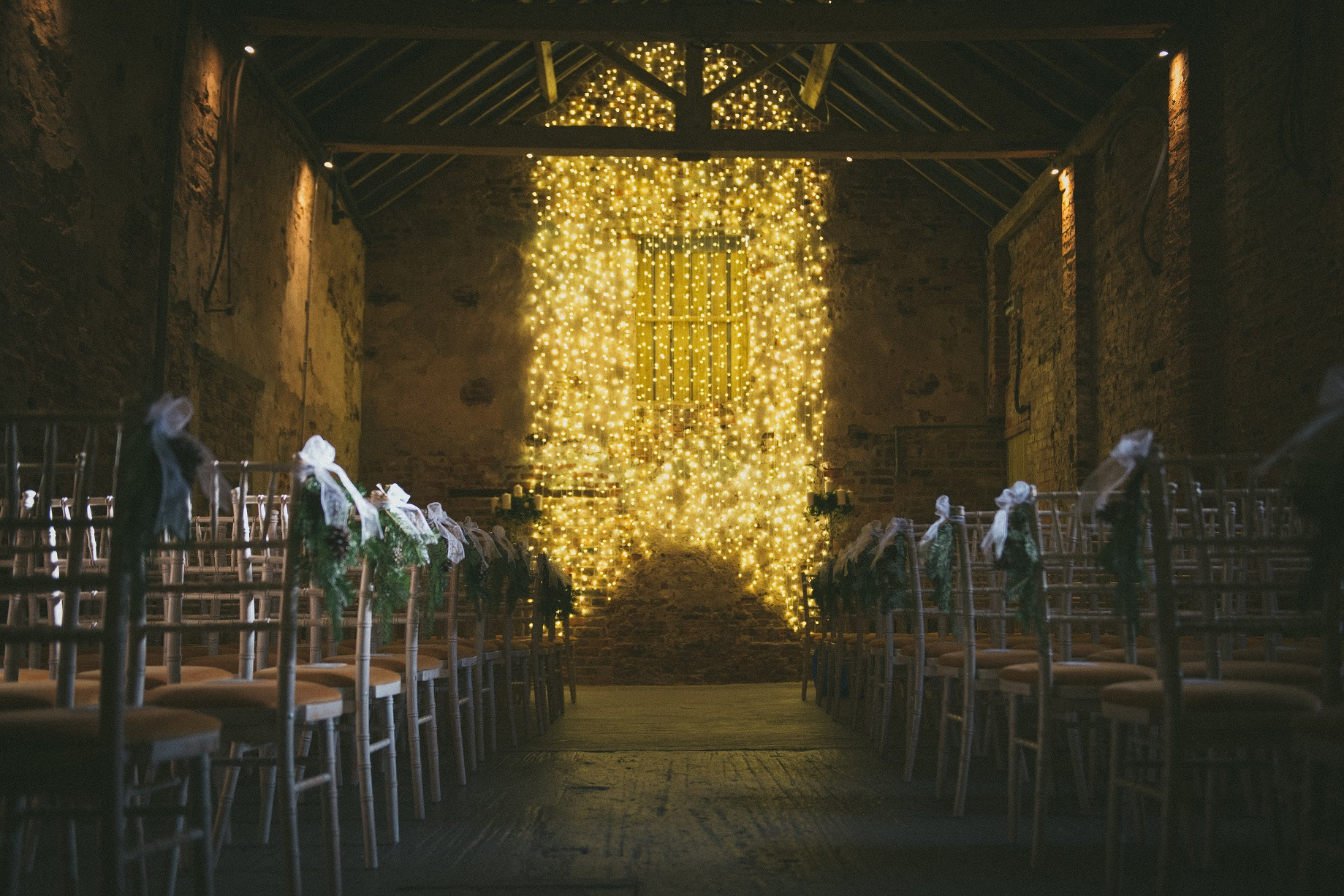The Normans Ceremony Barn Photo by www.cliquevisuals.co.uk