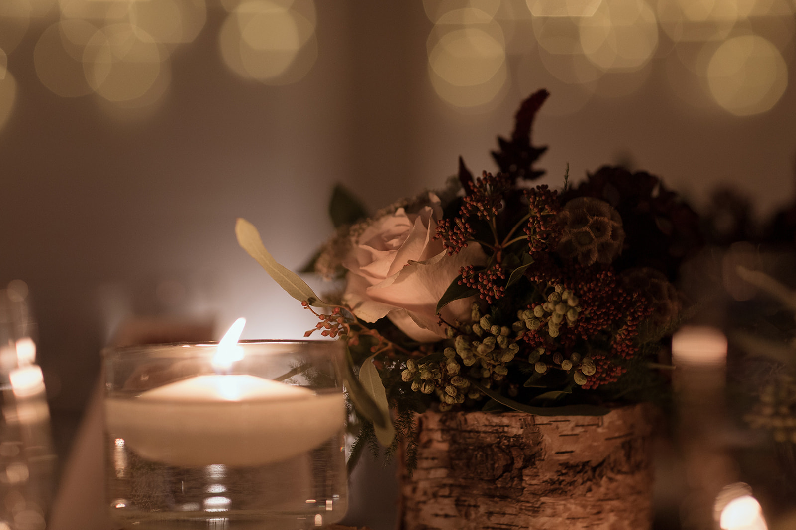 Table centrepieces by Stems Design.jpg