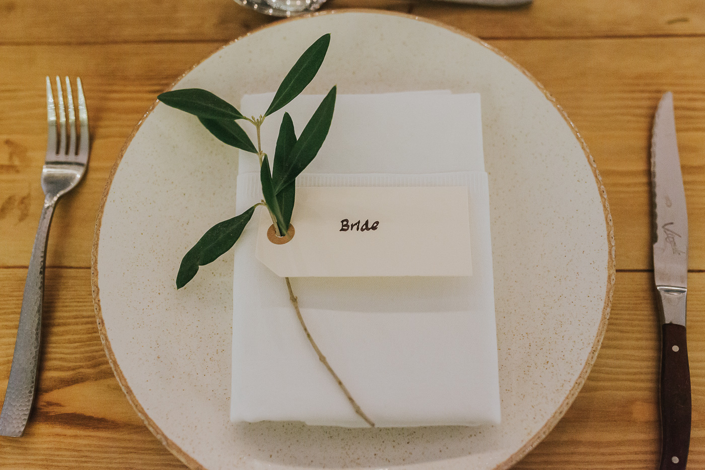 Simple yet effective place setting for bride....jpg