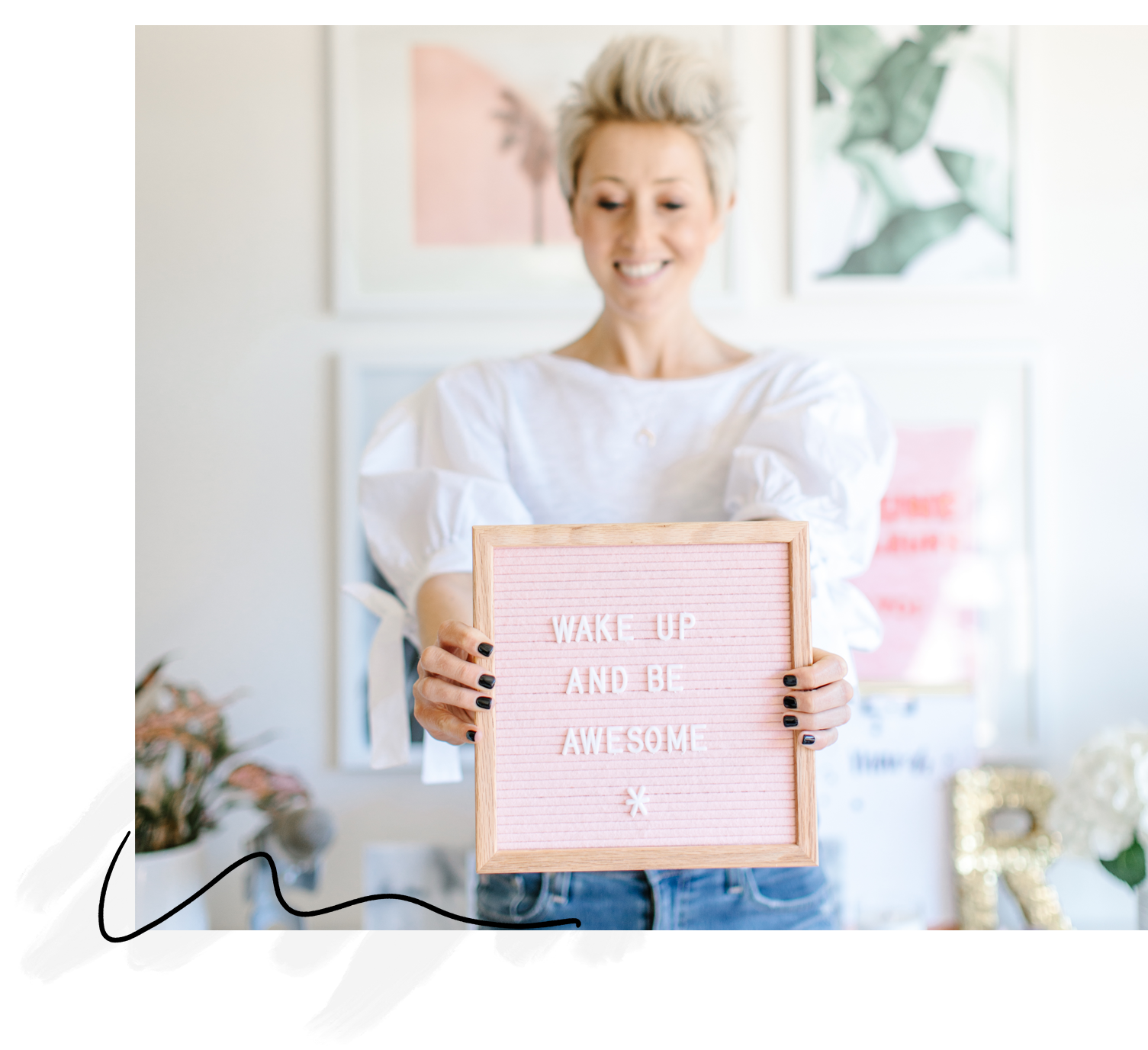 Wake up and be awesome - Dreams for Breakfast is an online platform and weekly podcast for modern, creative women. Be inspired to pursue your purpose, invest in your well-being and create a joy-fueled life from the inside, out.