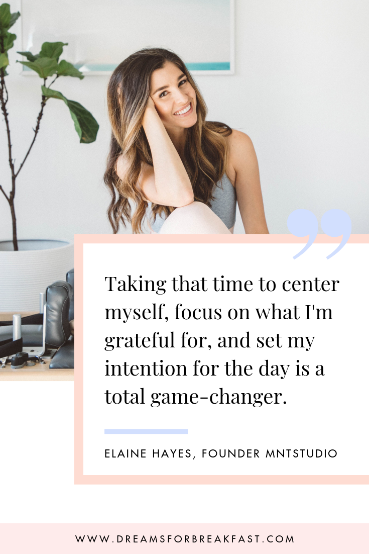 Morning-Routines-of-Successful-Women-Elaine-Hayes.png
