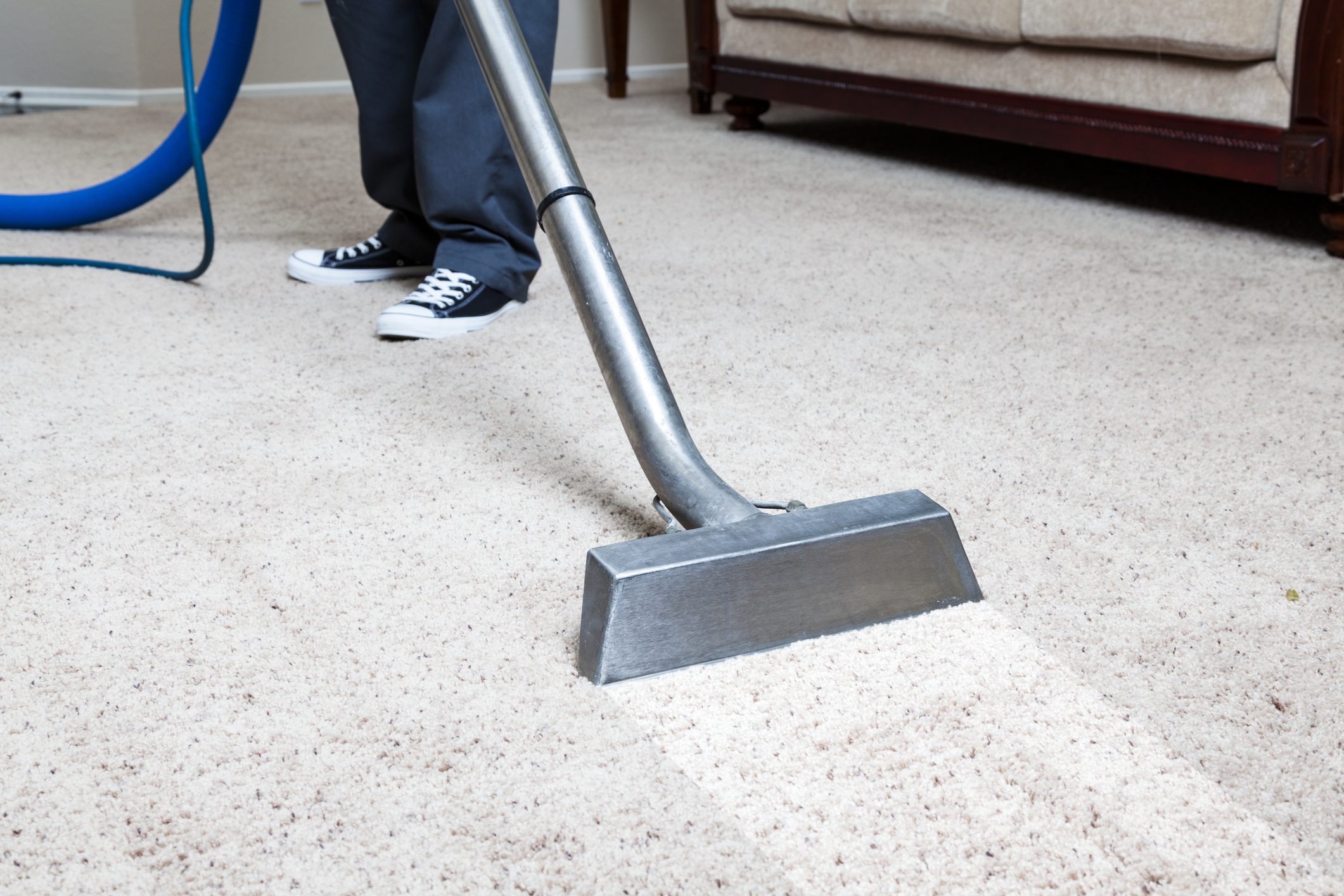 Carpet Cleaning - With our proven process you'll never have to worry about residue or harsh chemicals - we also offer an option for Fragrance-Free Cleaning. You can forget about carpet taking days to dry, our hot water extraction process leaves your carpet dry in hours.