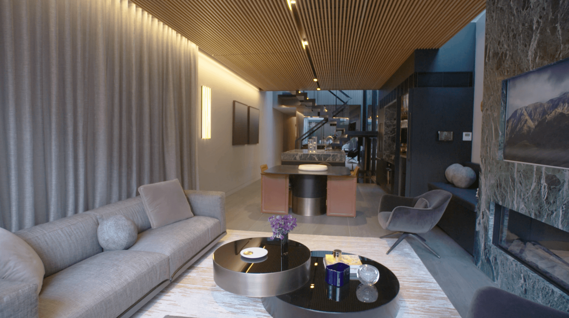 The Glass House by Nina Maya Interiors, located in the inner city Sydney suburb of Paddington, is an innovative residential project featuring ZETR product throughout.