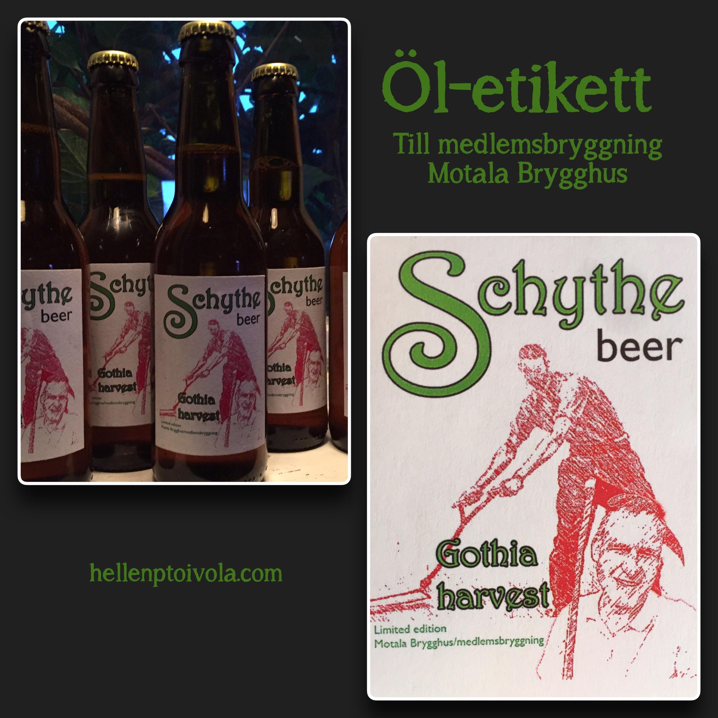 #öletikett #beer #motalabrygghus