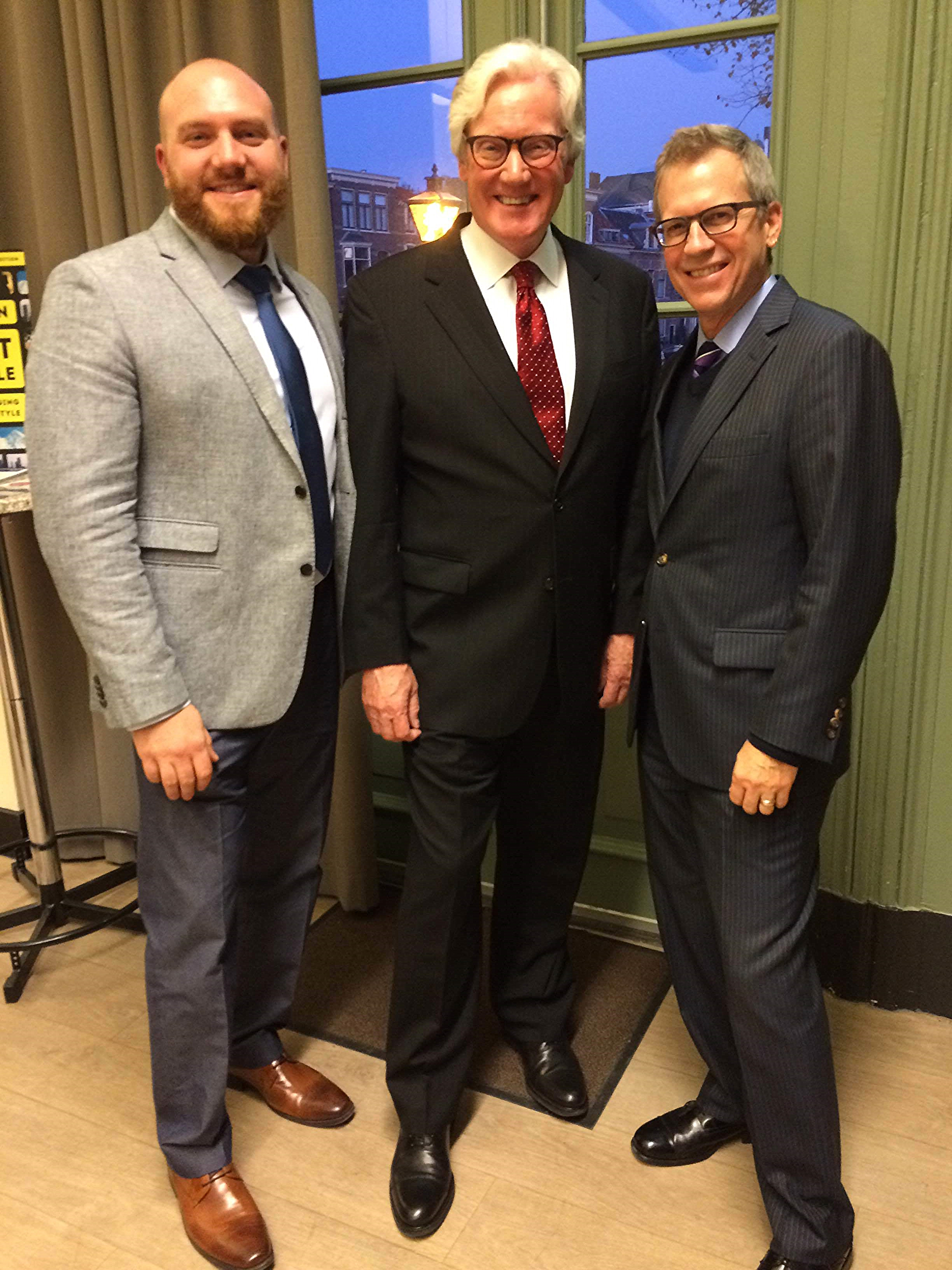 Dr. Leahy | Bob Dotson | Dean Rothenbuhler10.13.2015