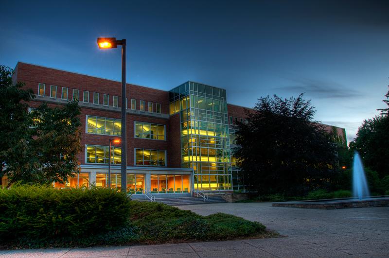 MSU Main Library 2008