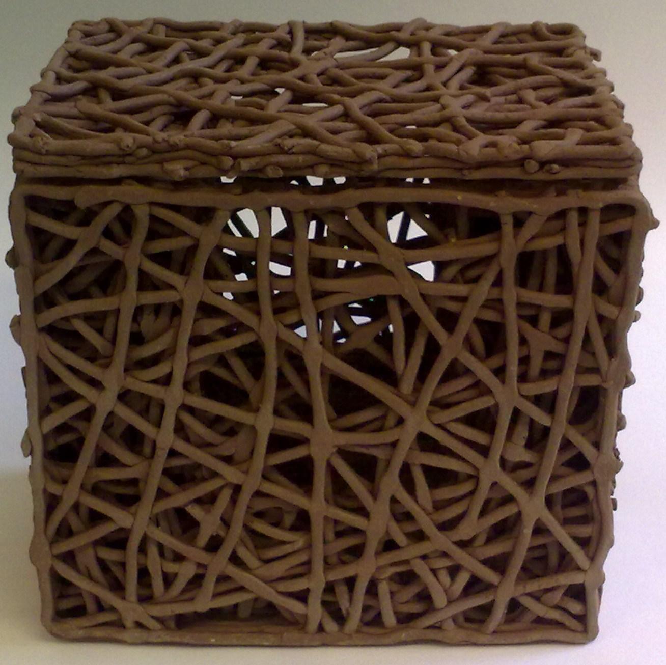 Tanglebox- ceramic