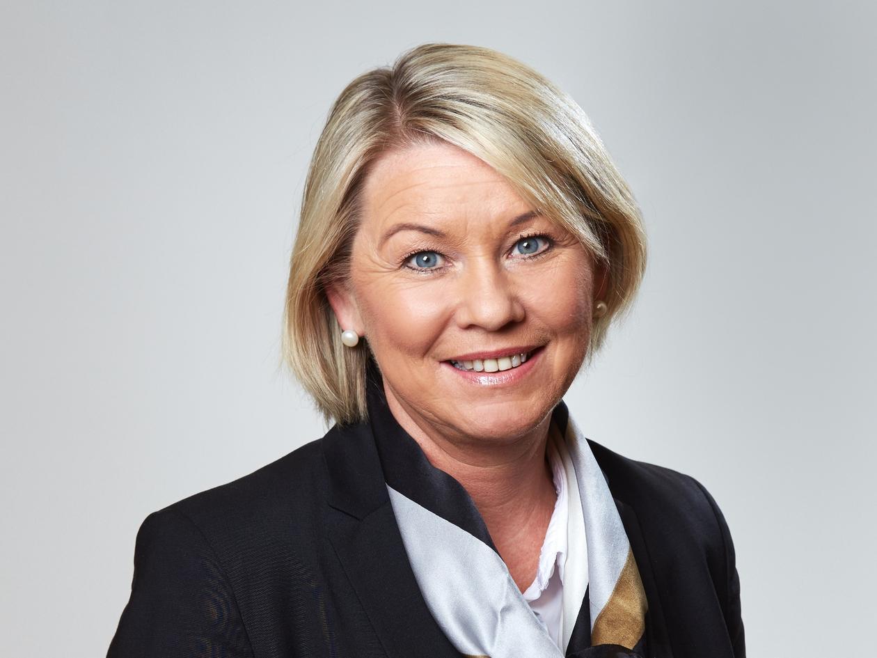 Kommunal- og moderniseringsminister Monica Mæland