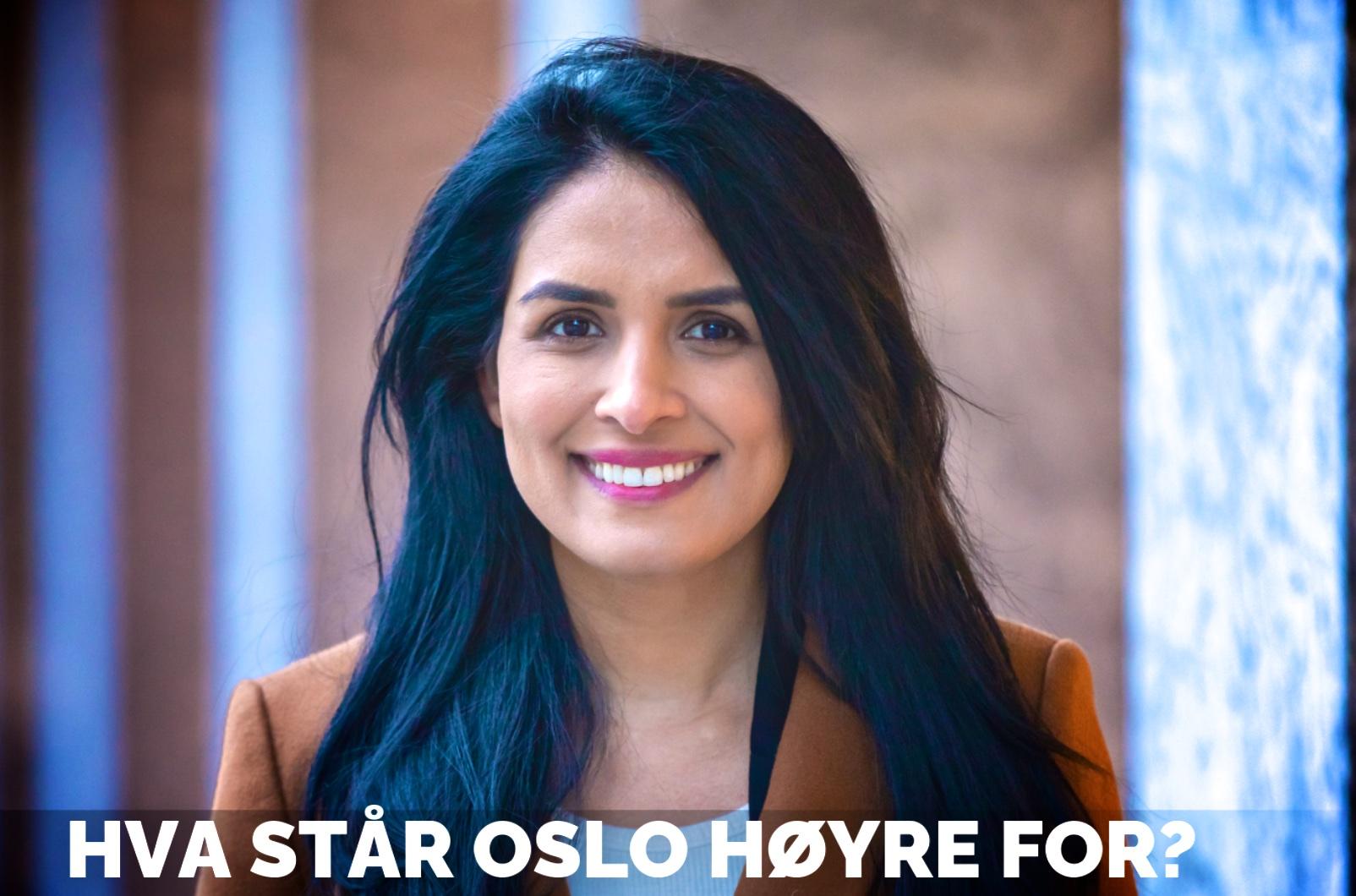 Saida Begum vil bli i ordfører i Høyres sykkelby Oslo.