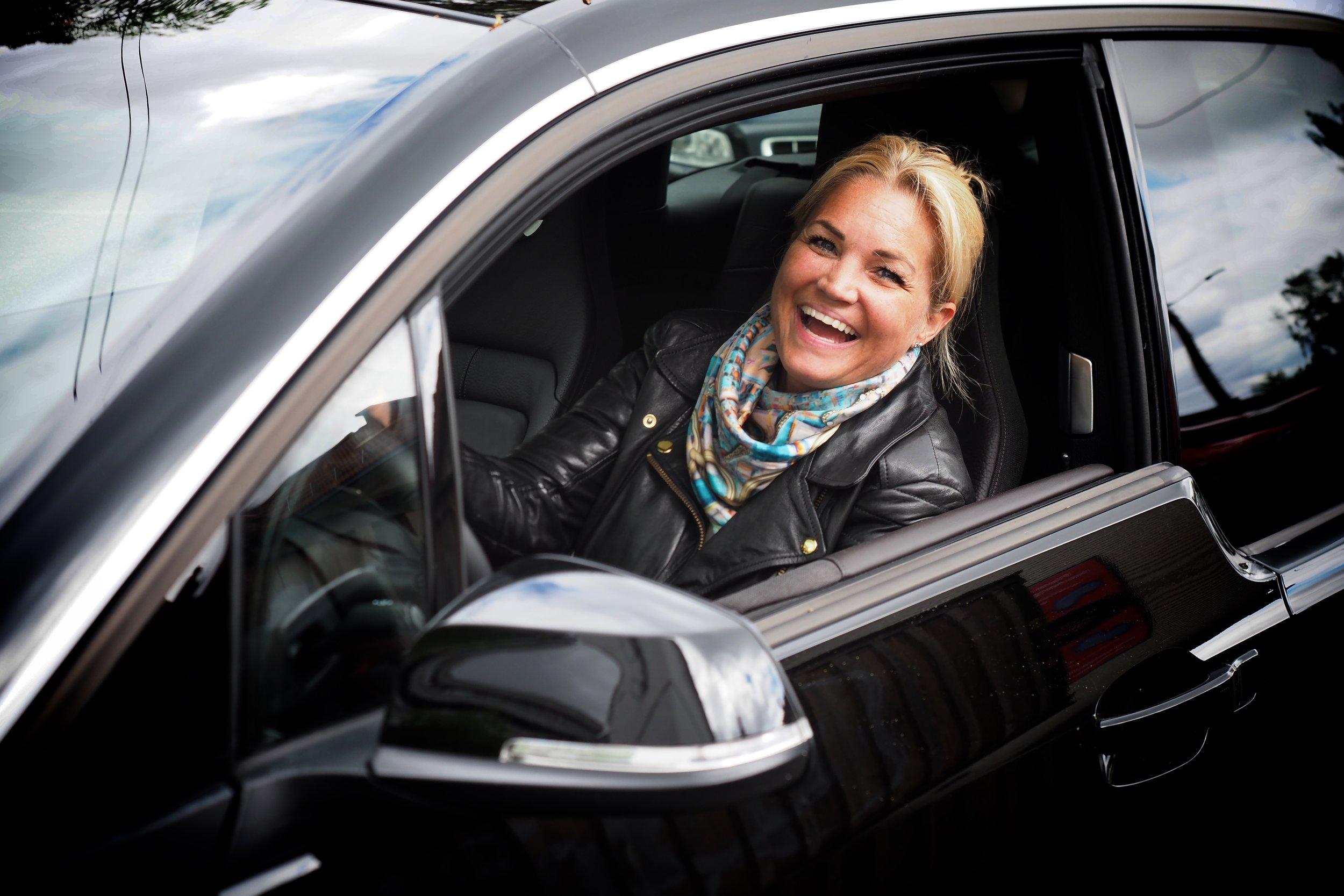 Cecilie går til valg sammen med partiet FNB (Folkeaksjonen Nei til mer Bompenger)