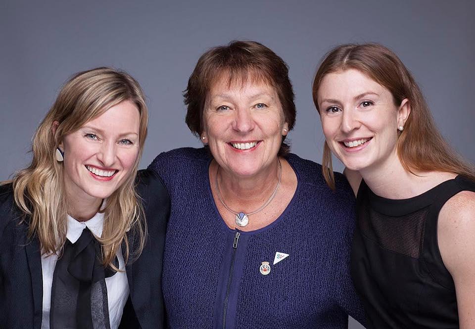 SV-byråd, SV-ordfører og SV-gruppeleder. Tre sosialister med barnevakt- og pleiedekning.