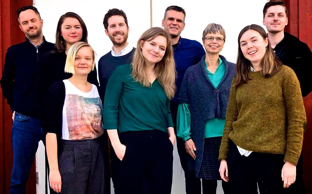 Her er medlemmene i styret for Oslo MDG.