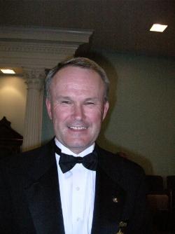 Mark A. Davidson, 32 ° 2005-2007