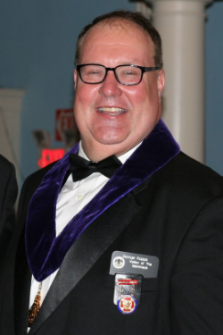 George Harold Kopps, 32°, MSA2013-2015