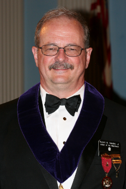 Robert Norval Heinlein, Jr., 32° 2013-2015