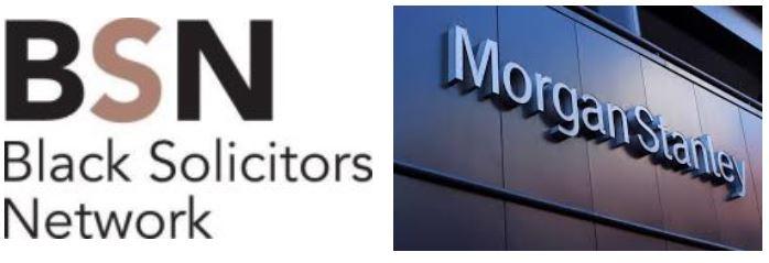 Black Solicitors Network City Group & Morgan Stanley