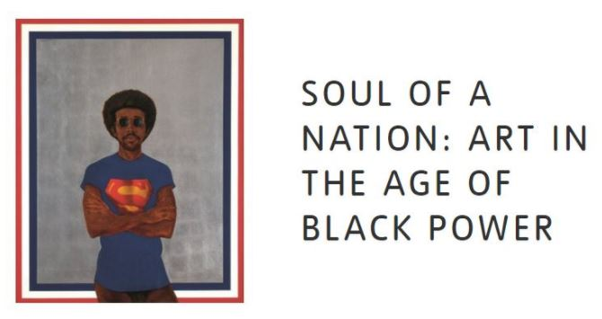 Barkley L. Hendricks  Icon for My Man Superman (Superman Never Saved any Black People – Bobby Seale) 1969 Collection of Liz and Eric Lefkofsky © Estate of Barkley L. Hendricks. Courtesy of Jack Shainman Gallery, New York. Superman S-Shield © & ™ DC Comics. Used with permission