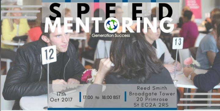 Speed Mentoring, Generation Success