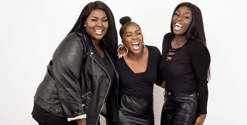 Shekinah - ARTISTESConsisting of Jacqui, Lisa, and Heavilyn, Shekinah are a vocal trio based in London. Serving under the leadership of Bishop Francis Sarpong of Calvary Charismatic Baptist Church, Shekinah have gained a name for themselves as a trio that can provide infectious and soothing sounds with their impeccable vocal ability.Having provided backing vocals for some heavyweights within the industry, the three ladies decided it was time to take a further step in their artistry. Since doing so, they have been fast rising in the UK, and been capturing the attention of people around the world also. Their debut release