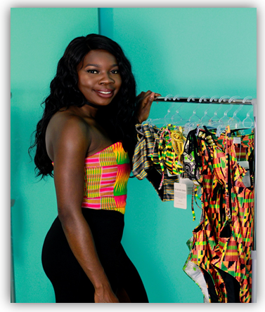 Yasmeen Opare - DESIGNER, ENTREPENREURYasmeen Opare is the co-founder of Ashanti Swimwear, a swimwear line that embodies the rich essence of the Akan tribe, Ashanti Kingdom and all round Ghanaian culture. Interestingly, each swimsuit has a unique meaning, attributed to the traditional Akan names. Yasmeen is part of the Future of Ghana 2018 Alumni and is set to be a real asset to our generation!
