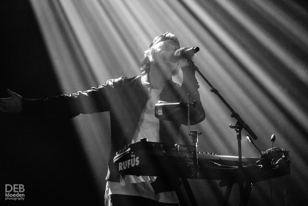 Rüfüs sounds captured live in concert!!