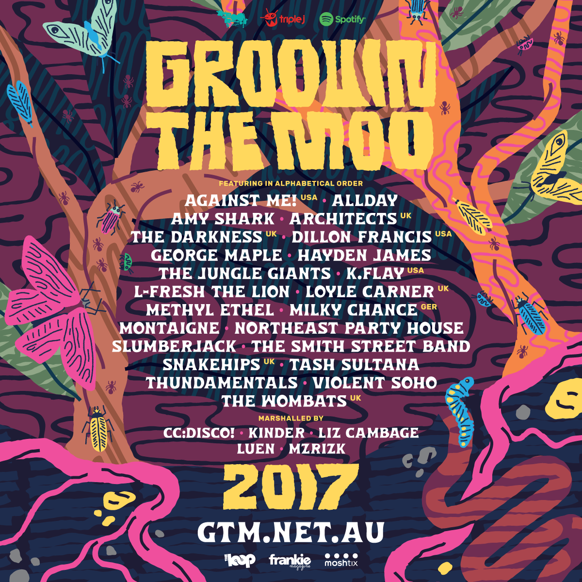 Groovin The Moo Festival 2017