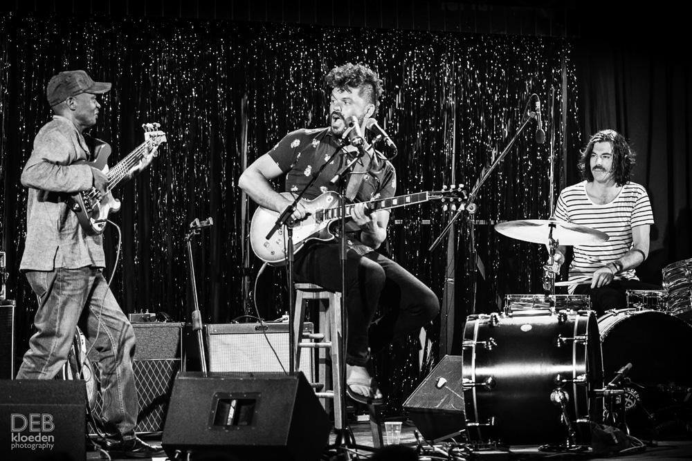 Ash Grunwald Captured Live In Concert