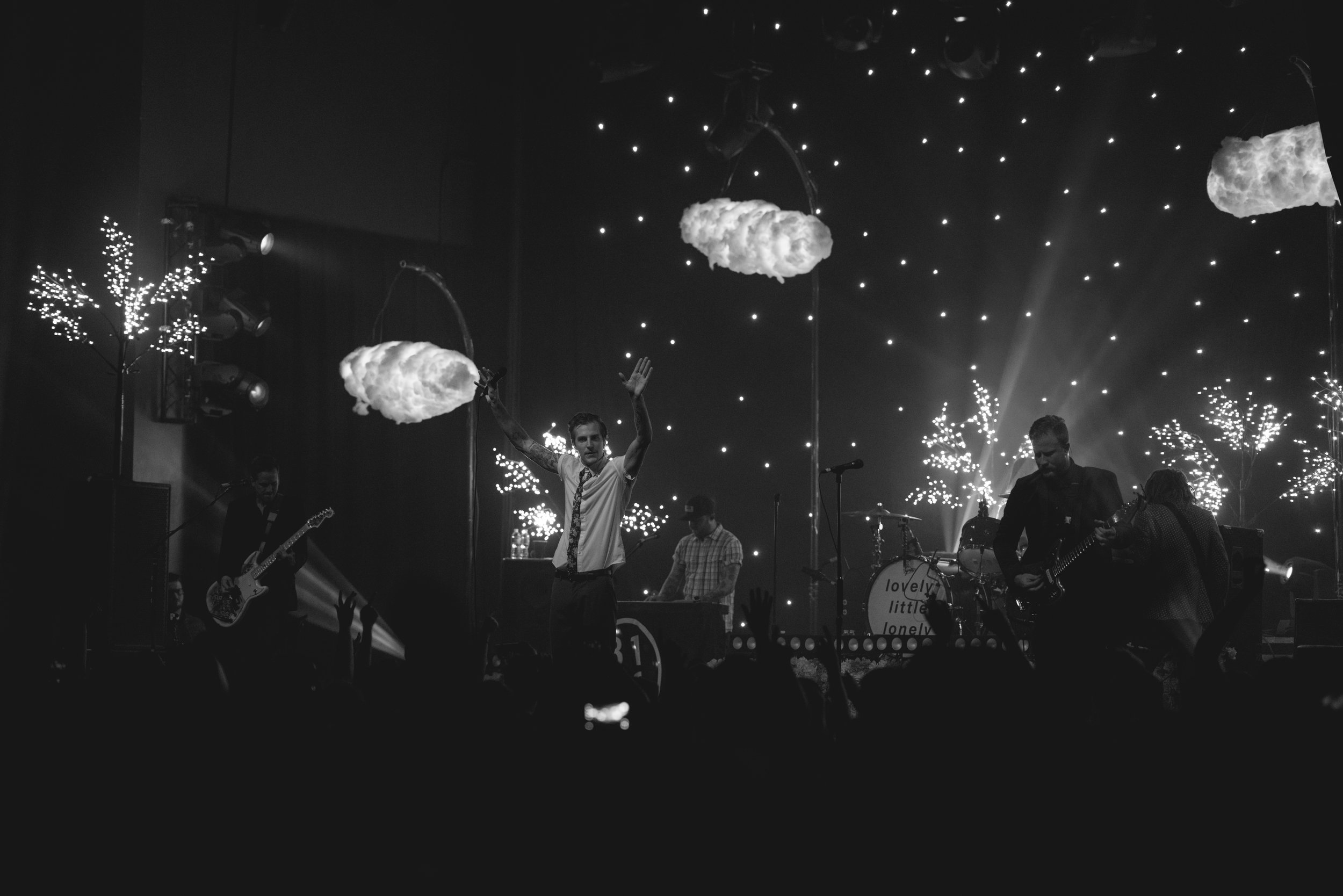 The Maine Band Live at Emos Austin