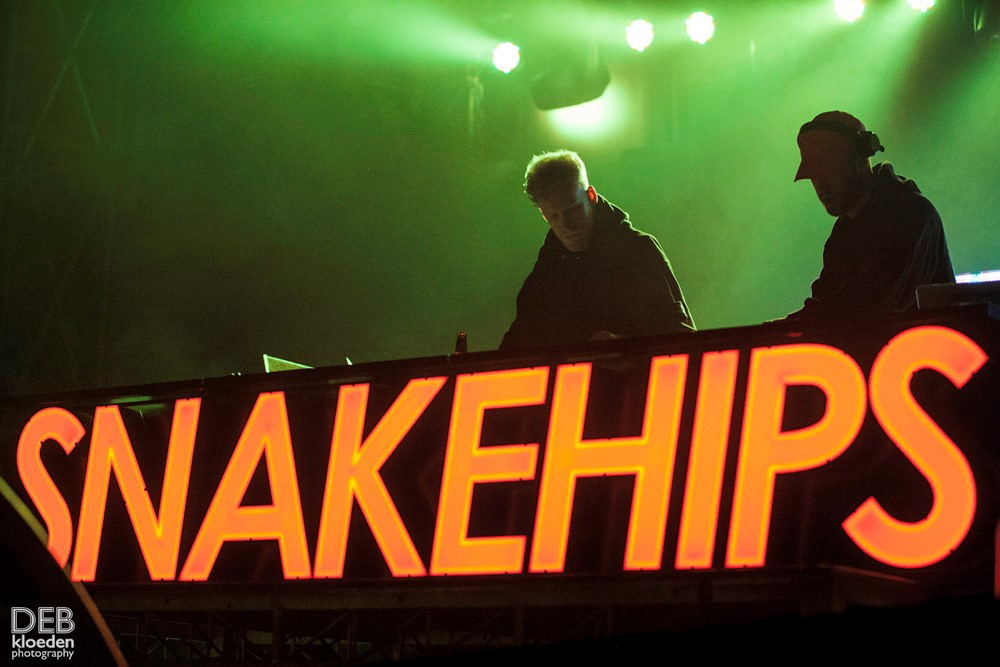 Snakeships captured at Groovin The Moo