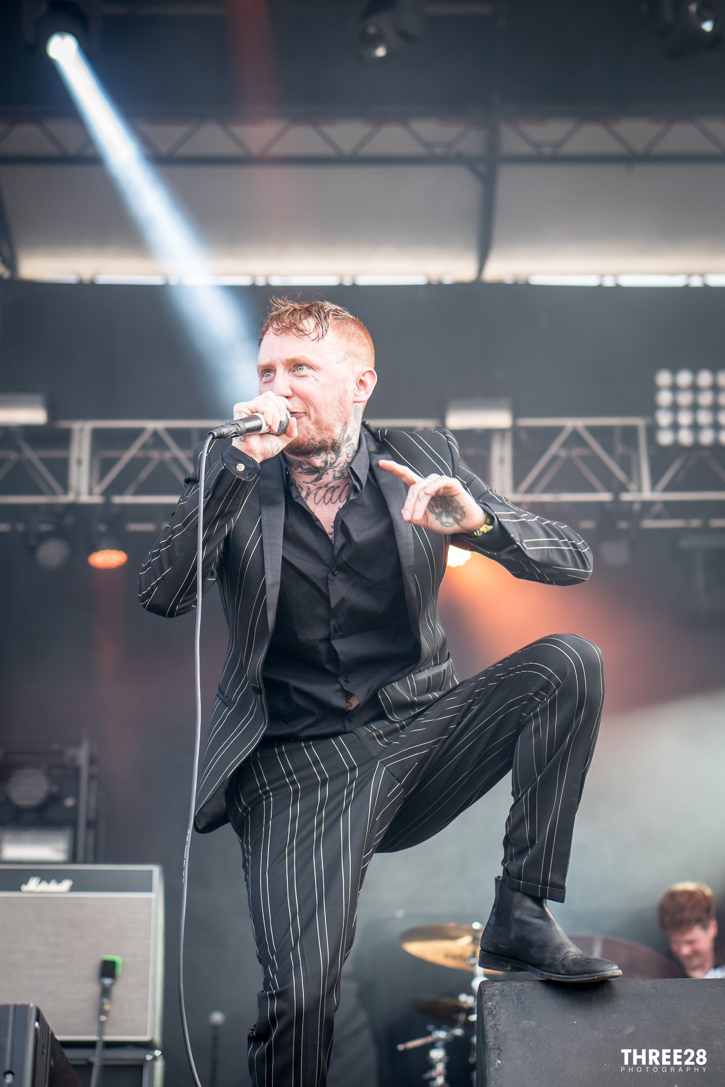 Frank Carter and the Rattlesnakes #3