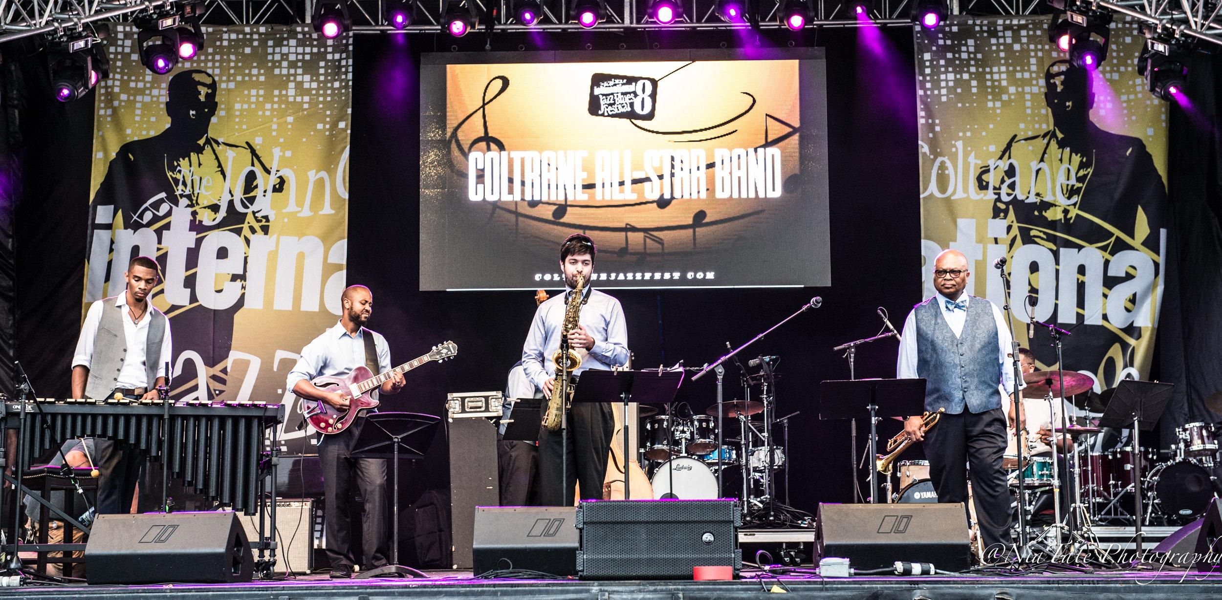 Coltrane Allstar Band