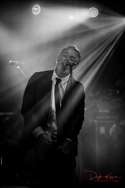 Baxter Dury captured Live at Electric Fields Festival