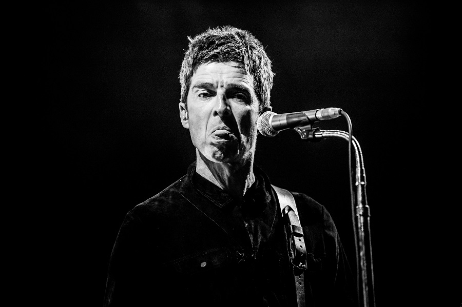 Noel Gallagher captured Live at Electric Fields Festival