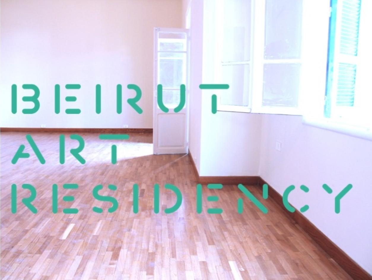 Beirut Art Residency Beatriz Morales
