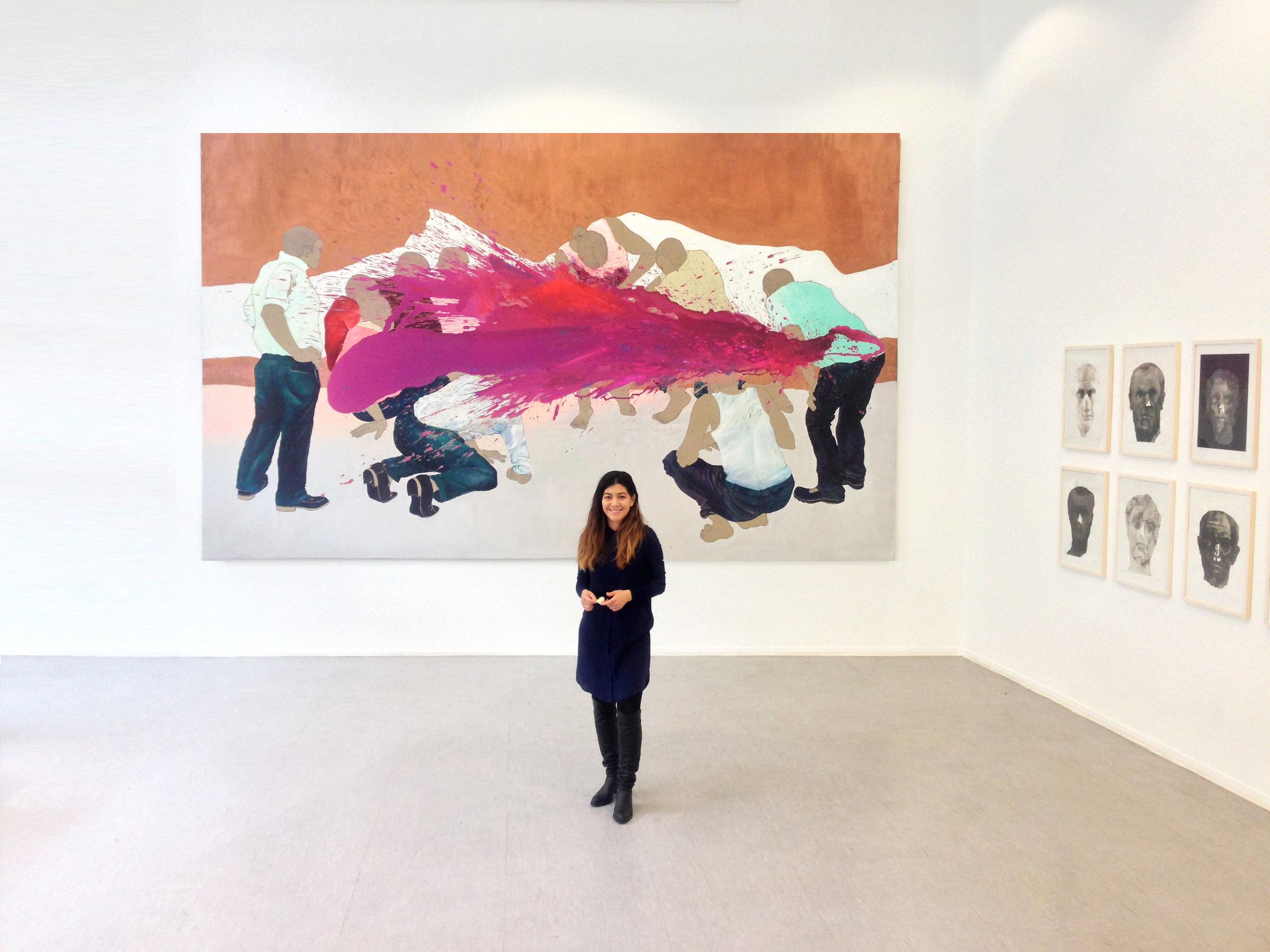 Beatriz Morales - In Touch, Kunst & Architekturforum Essen